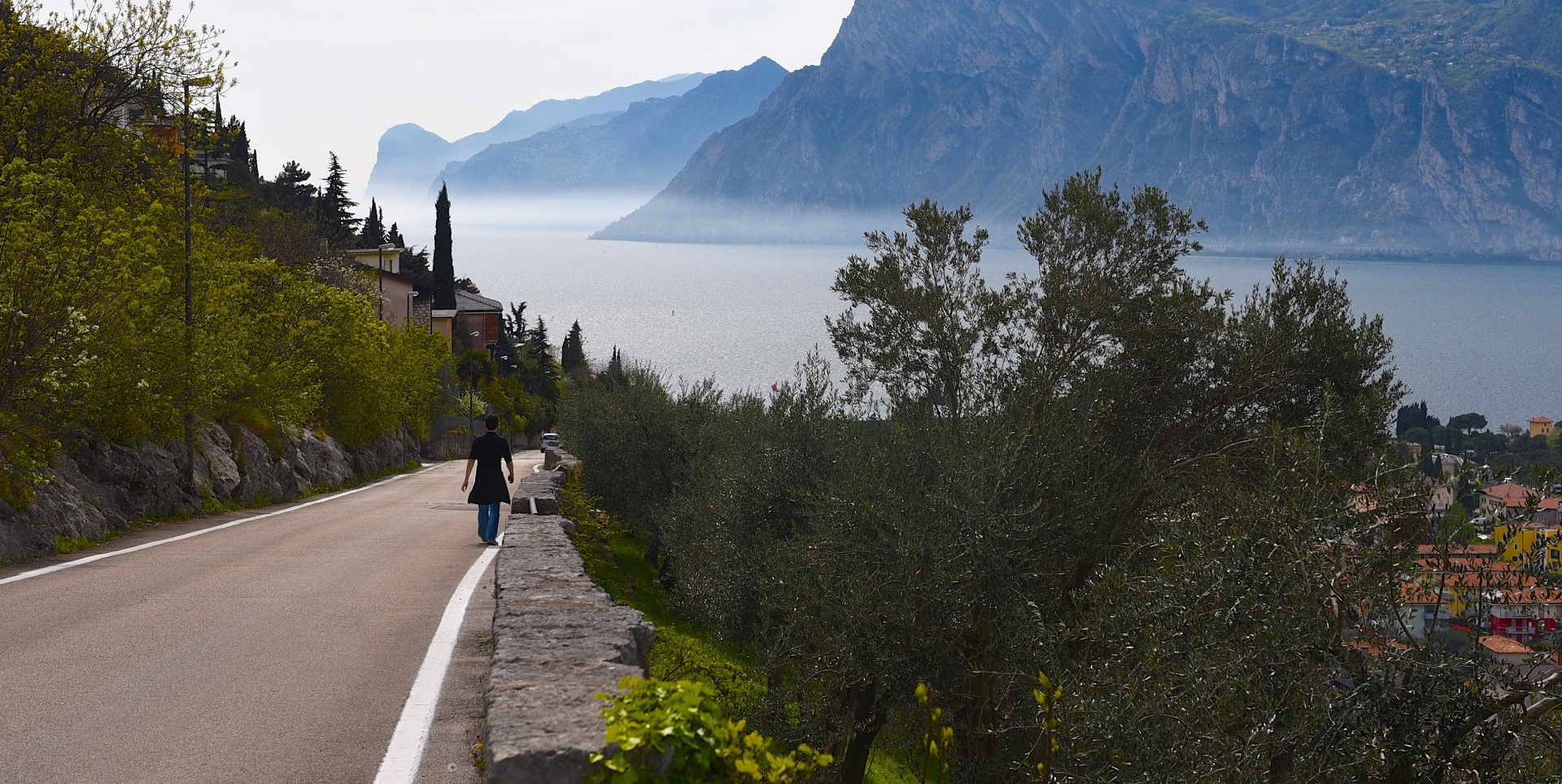 Скачать маршрутную карту - озеро Гарда маршруты