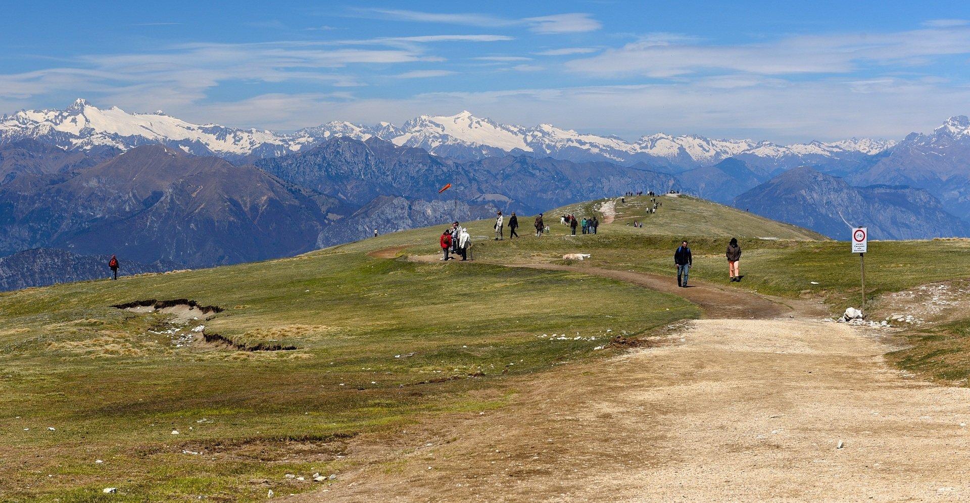 Озеро Гарда маршруты, отдых на Гарда, треккинг в Альпах - путеводитель Garda-Go